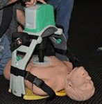 Lucas CPR machine